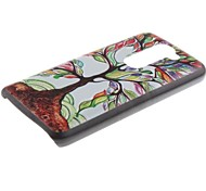 Colorful Tree of Life Pattern PC Hard Case for LG G2 mini