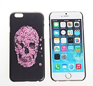 Skeleton Pattern Hard Case for iPhone 6