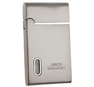 Elegant Stainless Steel Windproof Butane Lighter