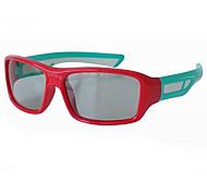óculos 3D polarizados circulares estéreo para crianças sem flash, cinema, Changhong, tvs TCL 3d computador geral