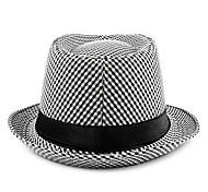 Unisex Houndstooth Hat