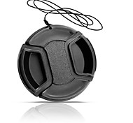 Dengpin® 77mm Camera Lens Cap for Canon 5DIII 17-40 24-70 24-105mm +a Holder Leash Rope