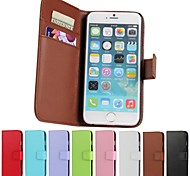 Elegant PU Leather Case for iPhone 6