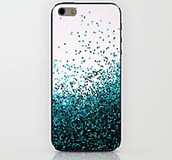 Blue Debris Pattern hard Case for iPhone 6