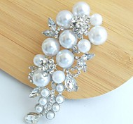 Pearl Silver Jewelry For Wedding Party Special Occasion Anniversary Birthday