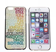 Fashion Design Pattern Hard Back Cover for iPhone 6
