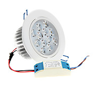 12 W 12 High Power LED 840 LM Warm White Ceiling Lights AC 220-240 V