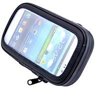 Universal Bike Motorcycle Waterproof Bag Moblile Phone Handlebar Mount Holder Stand Case for iPhone