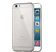 yobika ultra-delgada casos transparentes para iPhone6 4.7 pulgadas