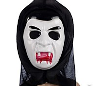 vampire pvc difficile de masque d'Halloween