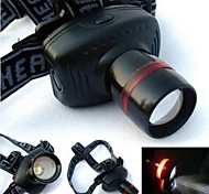 Zoomable Headlight Headlamp for  Camping and Fishing