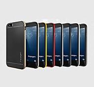 SGP шмель внутри твердой обложке случае ТПУ клея и ПК оболочки для iphone 6 4.7inch (разные цвета)