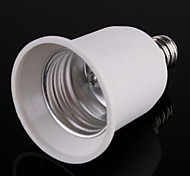 E12 to E27 LED Light Lamp Screw Bulb Socket Adapter Converter