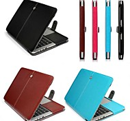 "Coosbo® Business Smart Holster PU Soft Leather Case Cover Sleeve For 13"" 15"" Macbook Pro (Assorted Color)"