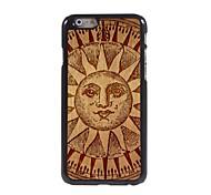 Wooden Design Wooden Pattern  Aluminum Hard Case for iPhone 6