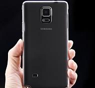 transparent pc Rückseite Fall für Samsung Galaxy Note 4