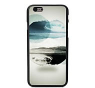 Elonbo® The Surge of The Sea Plastic Hard Back Cover for iPhone 6 Plus