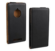 Solid Color PU Leather Full Body Case for Nokia Lumia 830