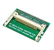 "CF Compact Flash-Karte, um vertikale Merory 2.5 ""44 Pin IDE Festplatte HDD SSD Adapter"