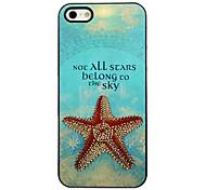 Sterne Design-Alu-Hülle für das iPhone 4/4S