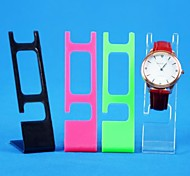 Fashion Candy Colors Plastic Jewelry Display For Bracelet/Watches(More Color) (1pc)