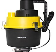 AirOne Auto Wet & Dry Canister Vacuum Carpet Floor Boat Car Cleaner