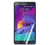 haute définition Film de protection écran pour Samsung Galaxy Note 4