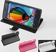 vendita calda cassa di cuoio dell'unità di elaborazione del cuoio di vibrazione 100% per x7 iocean sinistra a destra smartphone a 3 colori