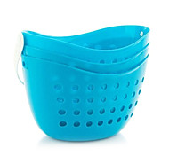 3 Piece in One Set Multi-purpose Plastic Storage Basket K1708