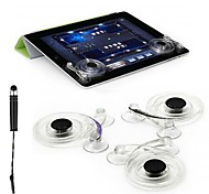 Fling Mini Tactile Touch Screen Game Controller Joystick + Touch Screen Pen for Apple iPad and All tablet PC