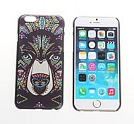 Monkey Pattern Hard Case for iPhone 6