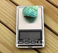 0,01 x 300g balanza joyas bolsillo balanza digital electrónica portátil