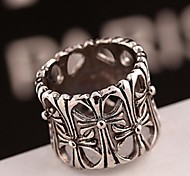 Personality Restore Ancient Ways Cross Ring