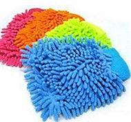Car Wash Mitten Mitt Microfiber Washing Glove