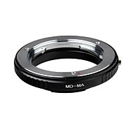 MD-MA Lens Adapter Minolta MD/MC Mount Lens to Sony Minolta MA Alpha A77 A65 A55 A35 A300 Adapter Ring No Glass