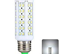 Bombillas LED de Mazorca E26/E27 12 W 84 SMD 2835 1020 LM Blanco Fresco AC 100-240 V