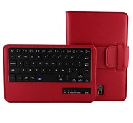 Detachable Bluetooth Keyboard Flip Stand Leather Case for Samsung Galaxy Tab S 8.4 T700 T705