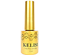 1PCS KELISI Professional Metal UV Color Gel NO.25-30(12ml,Assorted Color)