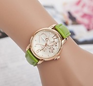 Women's Fashion Diamond Rose Quartz Watch(Assorted Colors)