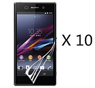 High Definition Screen Protector for Sony Xperia Z1 (10 pcs)
