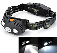 Pange Water-proof Cree XP-E Q5 230LM 2-Modes LED Cold White Light Headlamp