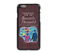 HandBook Design Aluminum Hard Case for iPhone 6