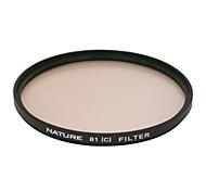 natureza 81c 55 milímetros filtro de correção de cor
