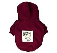 padrão lindo patinho Polares hoodies t-shirt para cães (tamanhos variados)