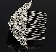 Women's/Flower Girl's Rhinestone/Alloy Headpiece - Wedding Hair Combs