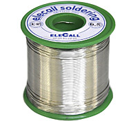Rosin Cored Soldering Tin Wire Lead-free Solder Wire 0.5mm 99.3% 450g ELECALL