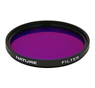 nature 77mm filtre panchromatique violet