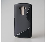 S Line TPU Soft Case for LG G3