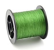 200M / 220 Yards PE Braided Line / Dyneema / Superline Fishing Line Green 90LB 0.5 mm ForSea Fishing / Fly Fishing / Bait Casting /