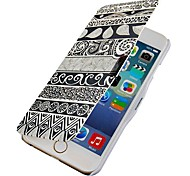 Vintage Style Magnetic Flip Full Body Case with Hole for iPhone 6